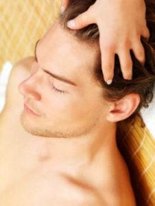 Расслабление от массажа