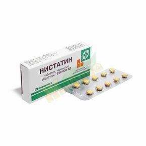 Лечение с помощью таблеток