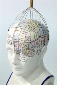 Воздействие массажера на кожу головы