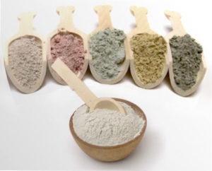 глина для лечения