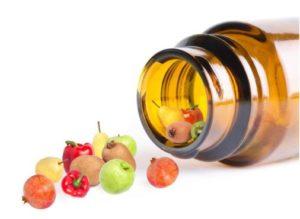 витамины в банке