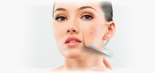 Признаки болезни на лице