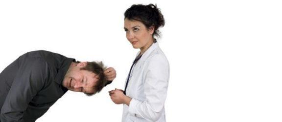 Беспокойство на голове