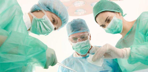 Лечение скальпированных ран