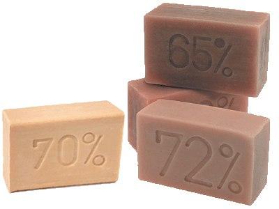 несколько видов хозяйственного мыла