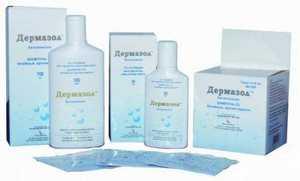 аптечный шампунь